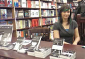 Ellen Curtis signing at Chapters