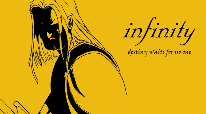Infinity — the Kindle Edition