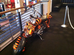 Tiger Motorcycle?
