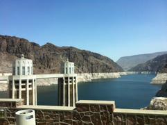 The amazing Hoover Dam, home of Megatron.