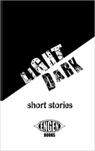 light dark, anthology, engen universe, cover