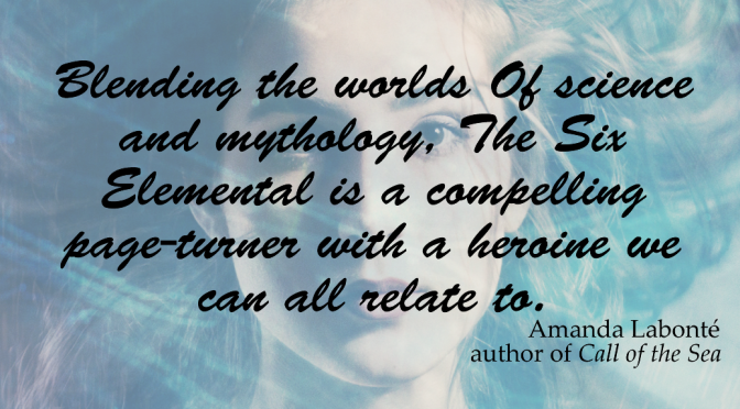 """'The Six Elemental': a compelling page-turner!"" 