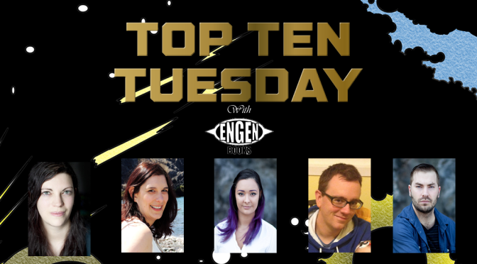 Engen Asks: What were your favorite books of 2016? | Top Ten Tuesday