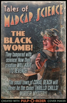 Black Womb, Pulp Parody