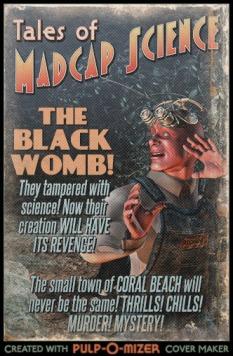 Black Womb, Pulp Parody