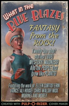 Fantasy from the Rock, Pulp Parody