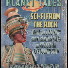 Scifi on the Rock, Pulp Parody
