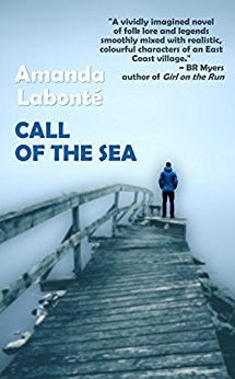 Call of the Sea, Amanda Labonte, cover