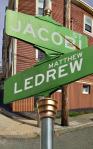 Jacobi Street, Matthew LeDrew, cover