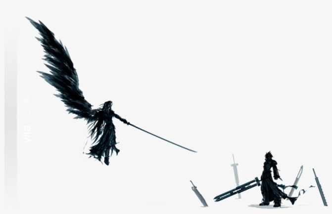 Final Fantasy Foiling: Sephiroth vs Cloud