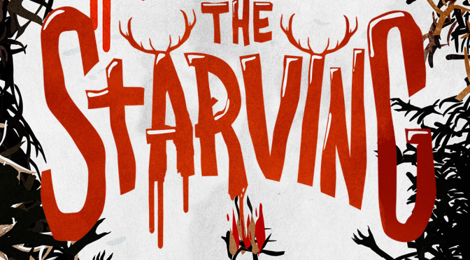 Cover Reveal: The Starving