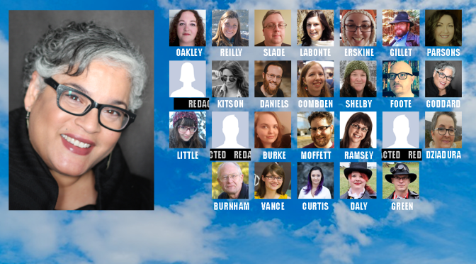 Michelle F Goddard announced as a Flights from the Rock author!
