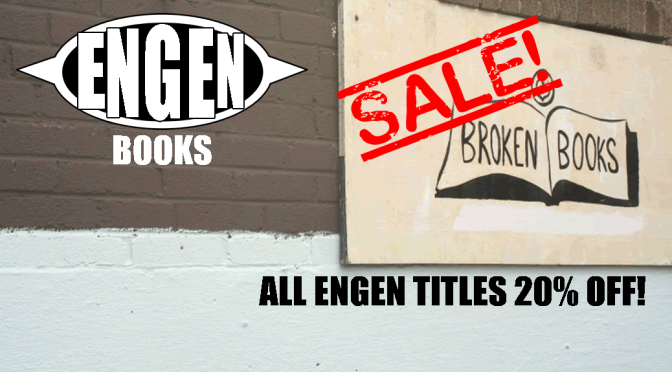 Engen Books sale: All June at Broken Books!