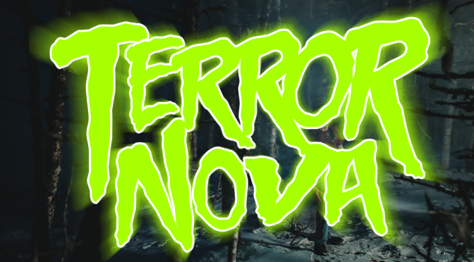 Announcing: Terror Nova, a new anthology of chilling Newfoundland tales!
